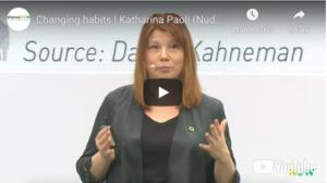 Video: Changing Habits - Katharina Paoli